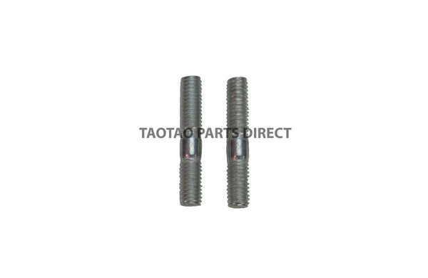 6mm Exhaust Studs - TaoTao Parts Direct