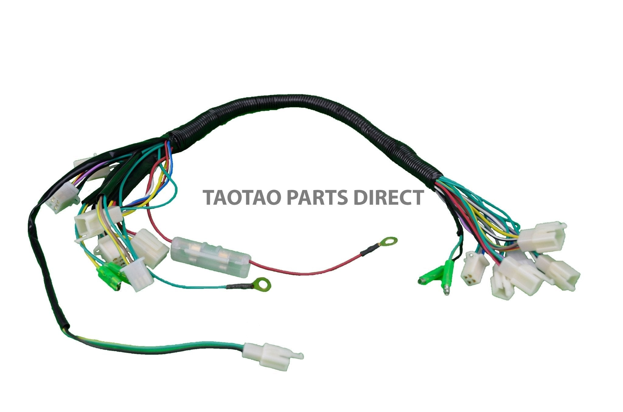 Ata110b Wire Harness 8 Taotao Parts Direct Electrical Wiring