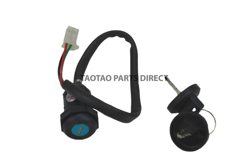 ATA110D, ATA125D,  ATA135D Key Ignition