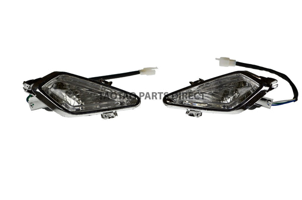 ATA125G Headlight (pair) - TaoTao Parts Direct
