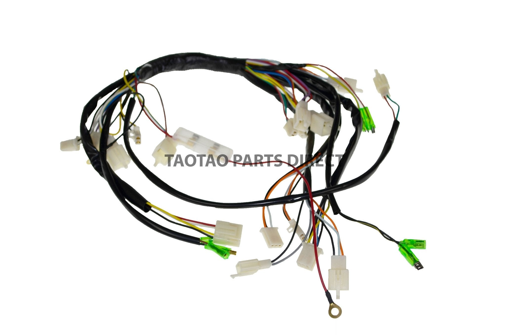 ATA125G Wire Harness #10 - TaoTaoPartsDirect.com