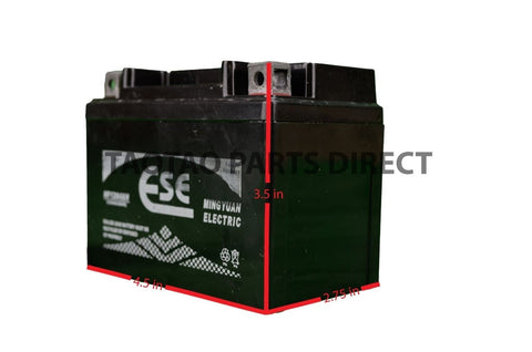 12v 4ah ATV Battery