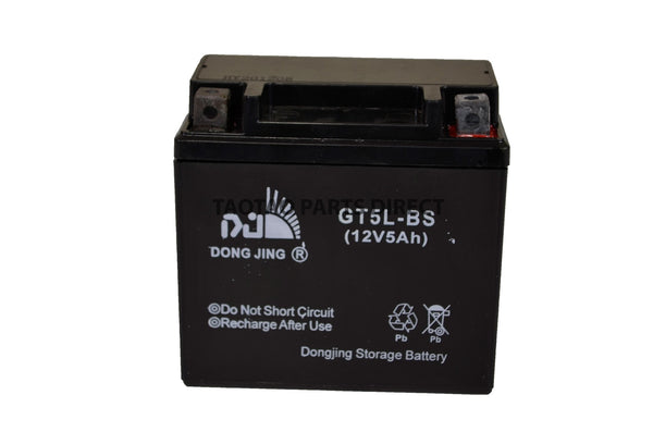 12v 5ah ATV Battery - TaoTaoPartsDirect.com