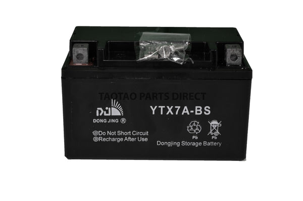 12v 7ah Battery - TaoTaoPartsDirect.com
