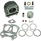 Custom 100cc Moped Big Bore Kit for TaoTao 50cc Mopeds