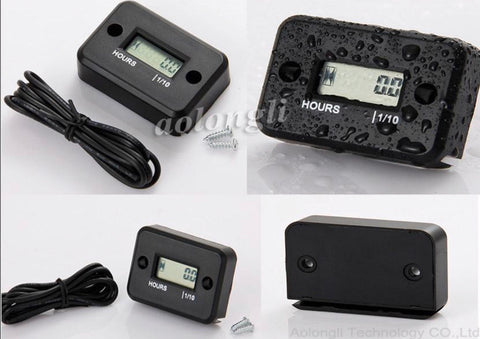 Waterproof Digital Hour Meter for TaoTao Machines