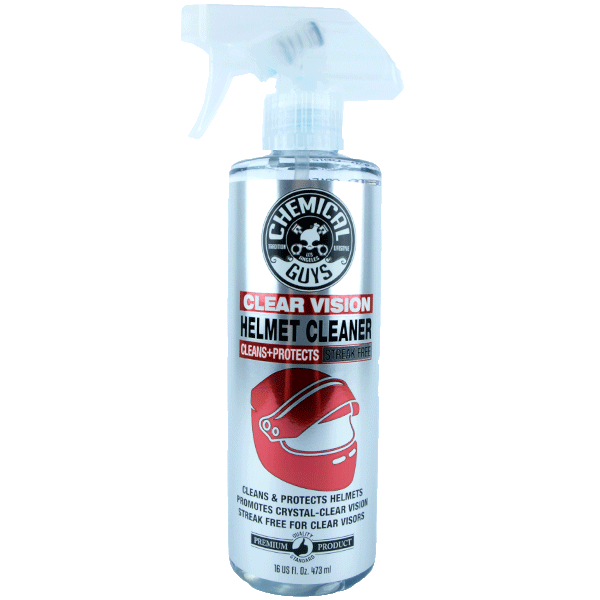Chemical Guy's Clear Vision Helmet Cleaner Spray