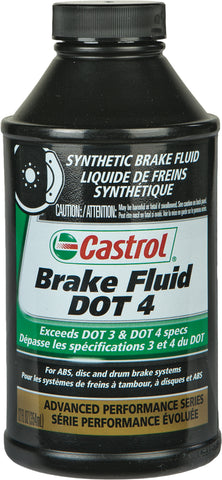 Replacement PowerSports DOT 4 Brake Oil