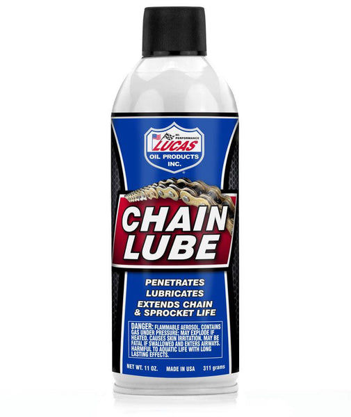 Lucas Oil Chain Lube - TaoTaoPartsDirect.com