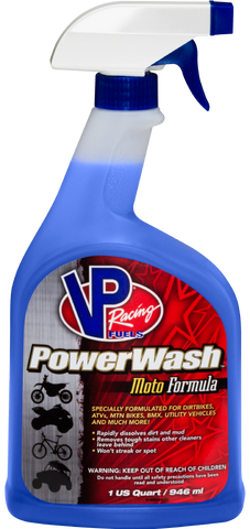 VP Racing Moto PowerWash