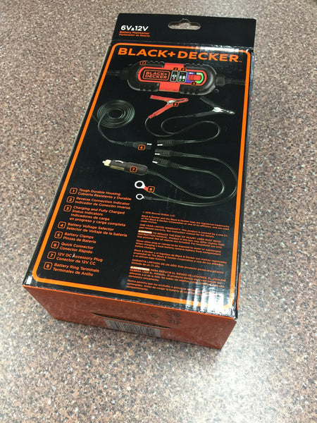 Power Sports Battery Maintainer - TaoTaoPartsDirect.com