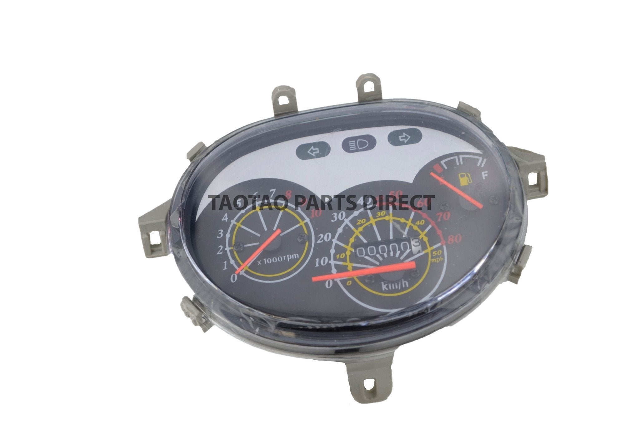 Scooter Parts - CY50A Speedometer
