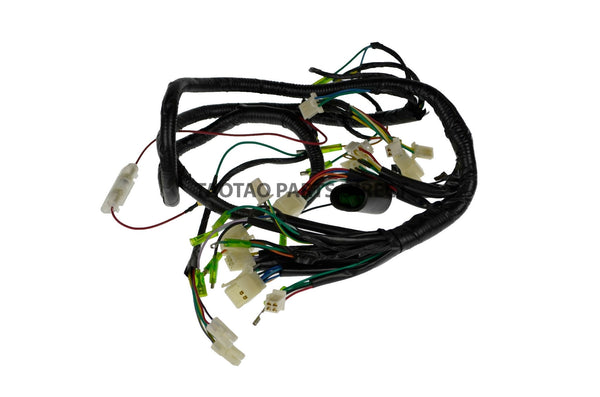 Scooter Parts - CY50B Wire Harness #15
