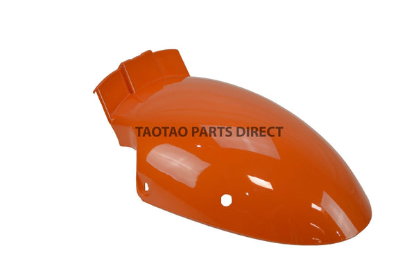 Scooter Parts - Evo 150 Front Fender Rear Half
