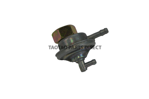 Scooter Parts - Tank Mounted Fuel Pump Valve W/filter