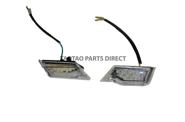 Scooter Parts - Thunder 50 Front Turn Signal (pair)