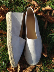 The Linen Espadrilles