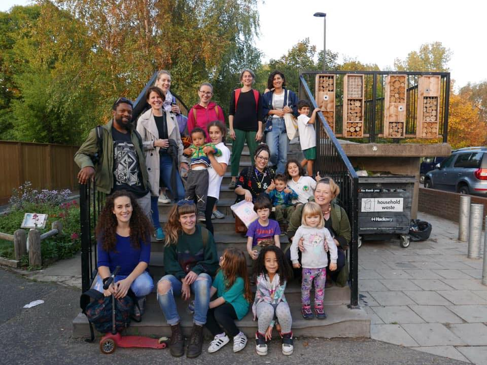 Four Family Wild Walk as part of London National Park City Festival Week!