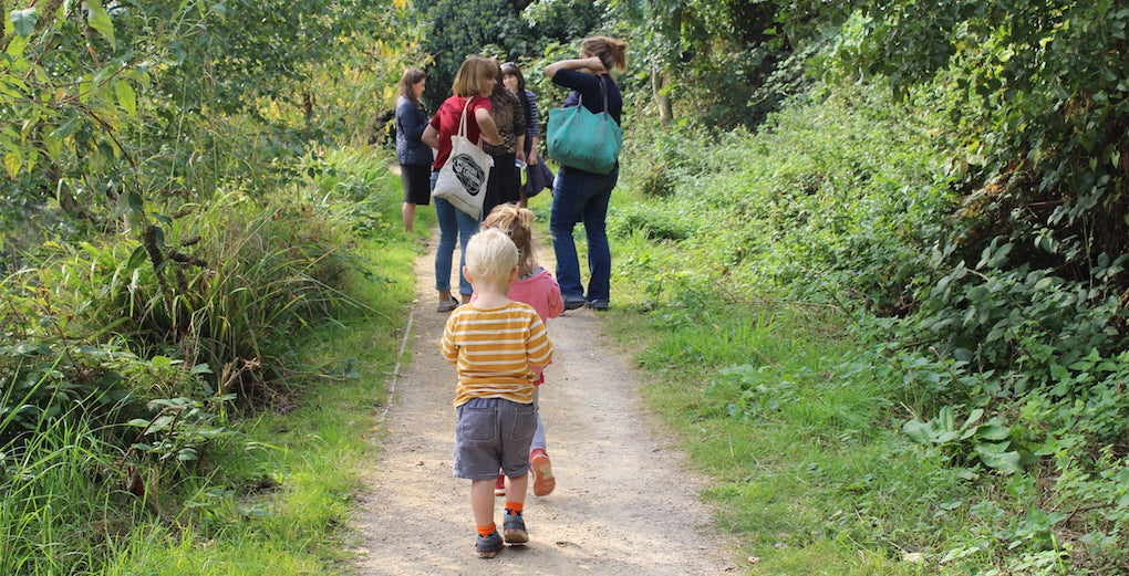Family Wild Walkshop Thursday 18th April