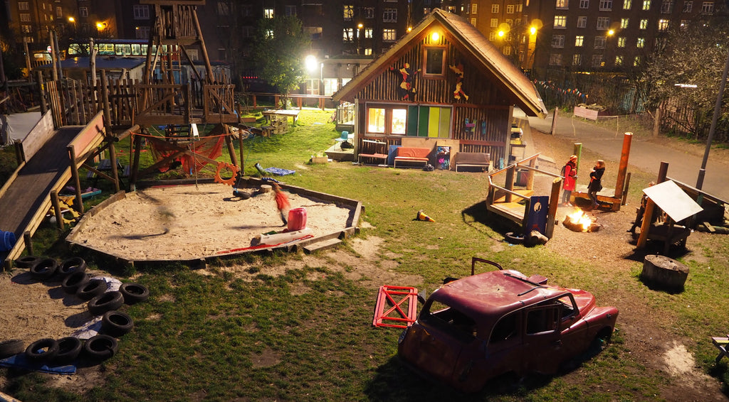 Adventure Playgrounds facing closure if they can't get Insurance