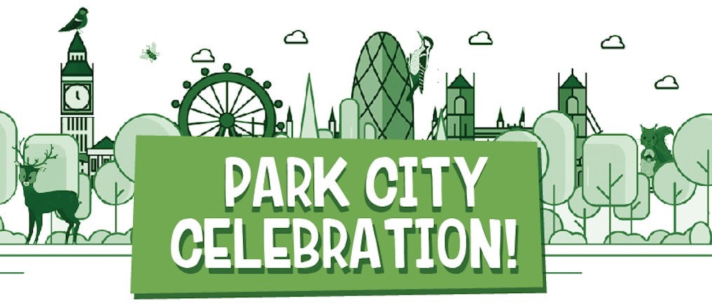 Join us for a free day of fun as London becomes the world's first National Park City...