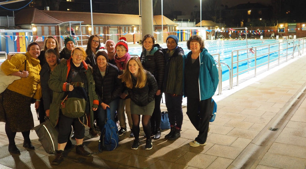 Swimming Women — Why women do and don't swim…