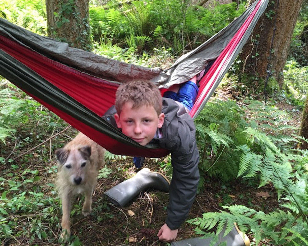 Messing about in hammocks .. DD Hammock review
