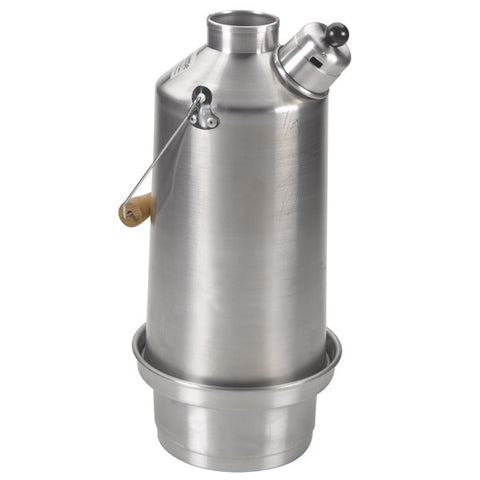 Classic Camping Fire Kettle - Adventurer (1.4Ltr)