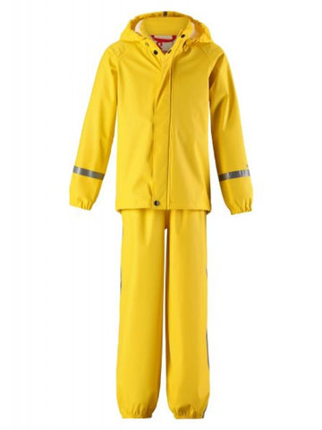 Viima Rain Set (ages 6 - 7yrs) - Yellow