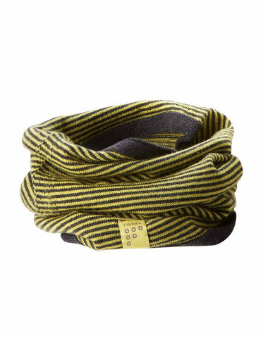 Merino Betty Neck Warmer - Fine Stripe