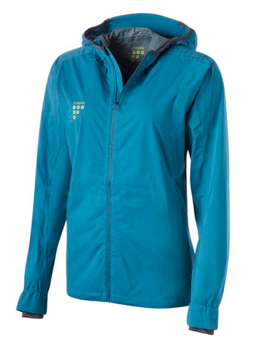 Findra Stroma Technical Jacket - Teal