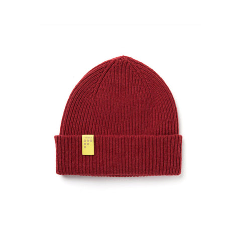 Tweed Lambswool Beanie
