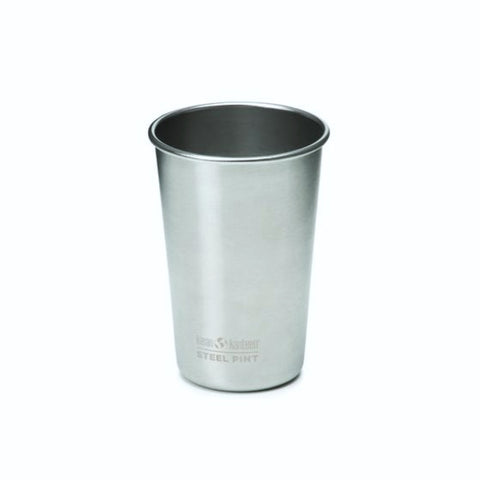 Steel Cups - English Pint, 16oz and 10oz