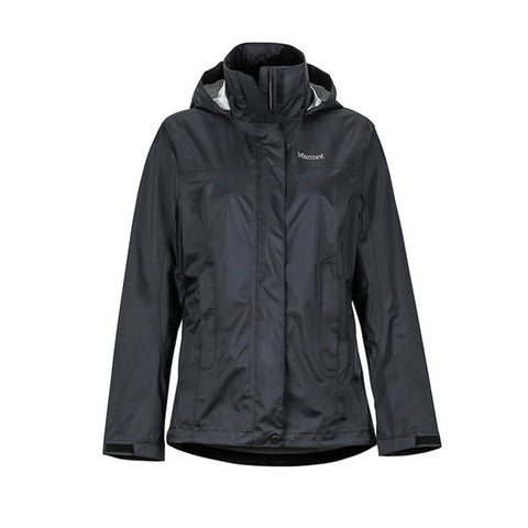 Women's PreCip Eco Jacket (Black)