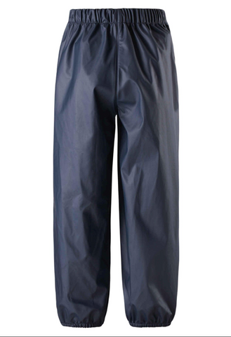 Oja Rain Over Trousers (ages 5-8yrs) - Dark Navy
