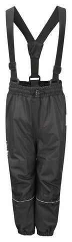 Norfolk Wind and Waterproof Over Trousers (7-8yrs) - Black