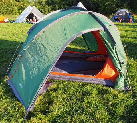 Exhale Cosy Camping Tent Hire