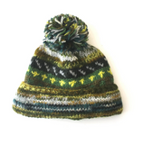Nordic Fairtrade Wool Bobble Hat