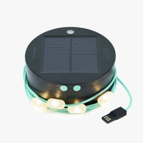 Luci Solar String and Mobile Charger