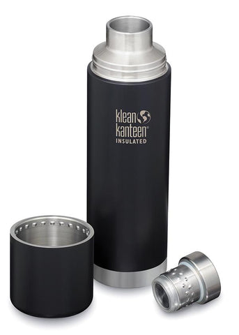 Insulated Vacuum Flask TKPro - Shale Black