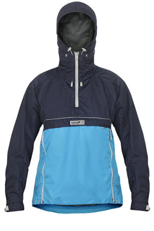Women's Blue Velez Adventure Waterproof Smock