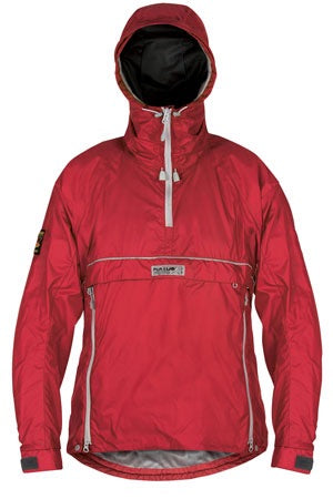 Velez Adventure Light Waterproof Smock - Red