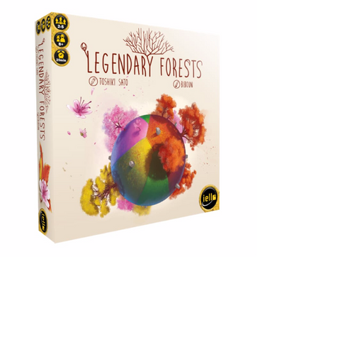 Legendary Forest Board Game
