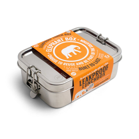 Elephant Box Leakproof Lunchbox