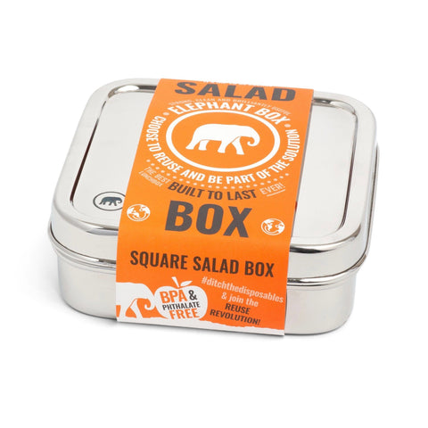 Square Salad Box