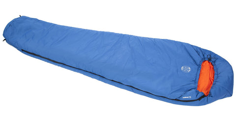 Perfect mid-weight sleeping bag made in the UK by SnugPak
