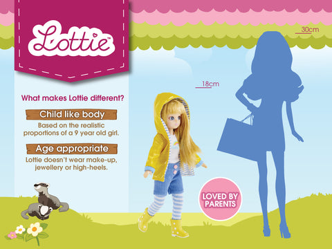Lottie Dolls shifting the focus from adults to children