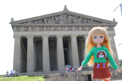 Lottie Doll explore the British Museum