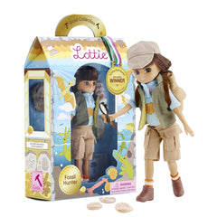 STEM Toys | Fossil Hunter Lottie doll