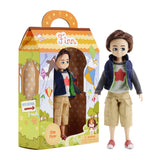 Kite Flyer Finn boy doll